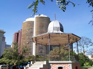Aluguel de van para Belo Horizonte