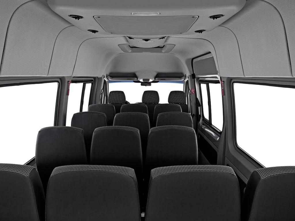 Teto elevado - Van Sprinter 415