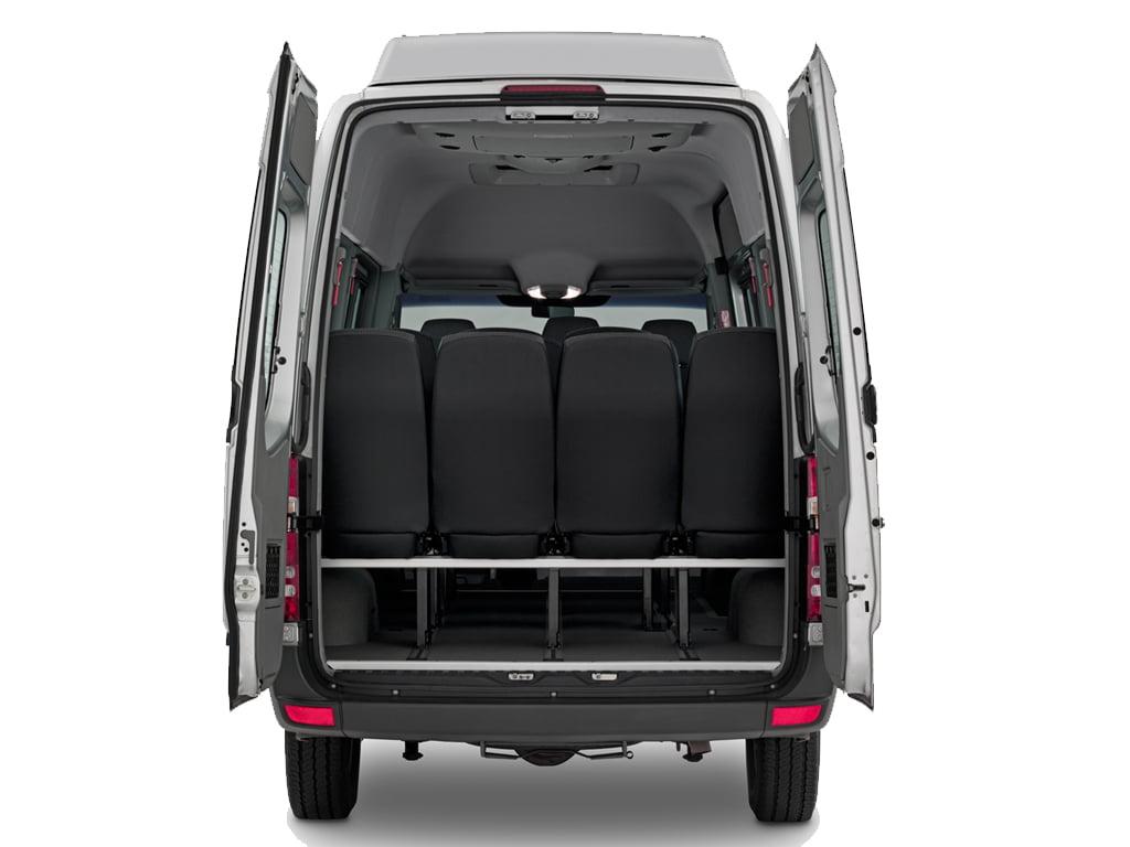Porta malas - Van Sprinter 415