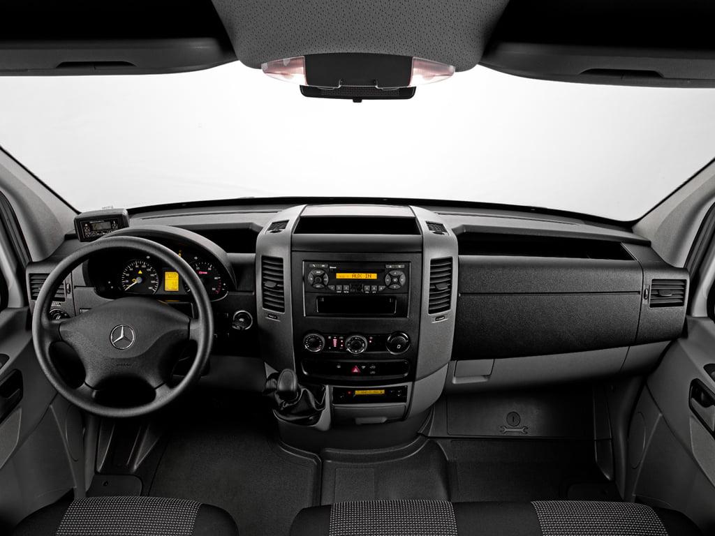 Painel completo - Van Sprinter 415