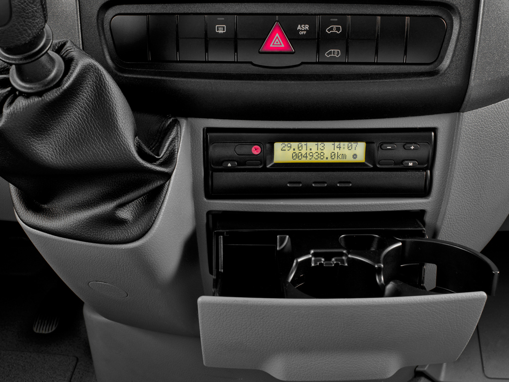 Porta-copos - Van Sprinter 415