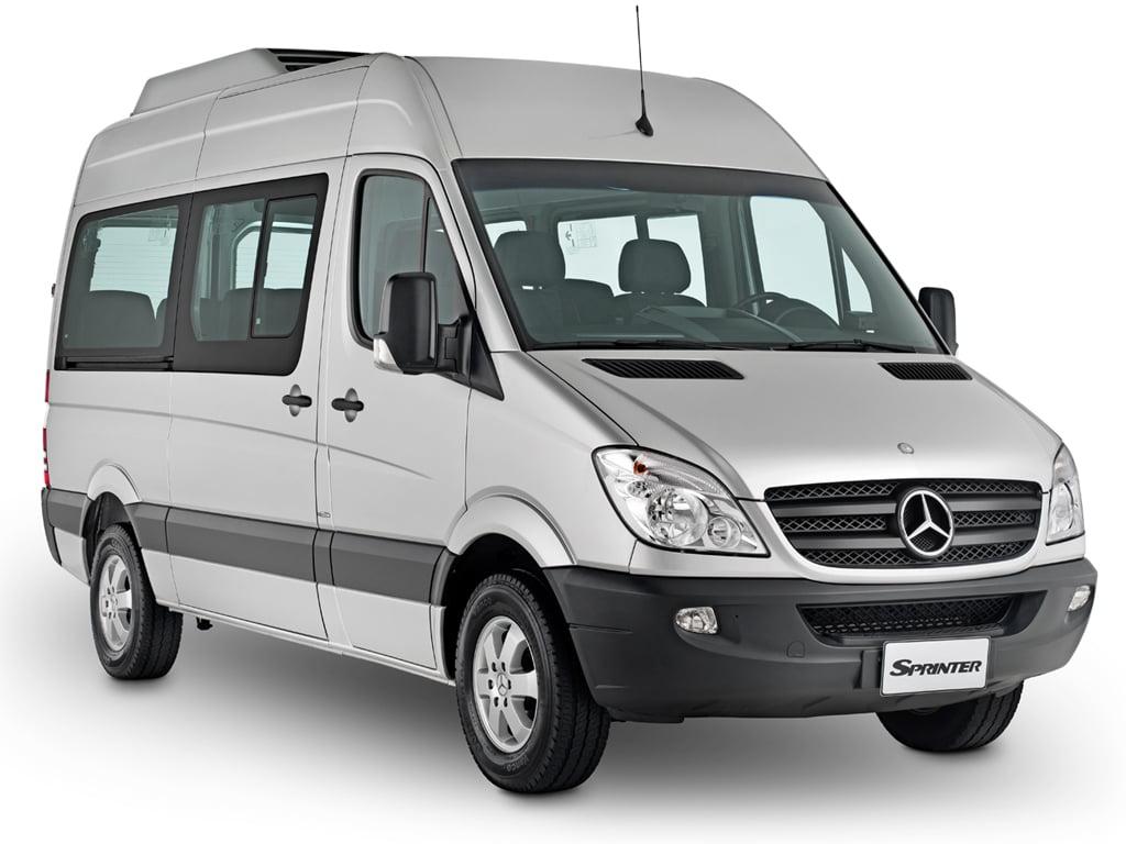 Van Sprinter 415 – 15 lugares